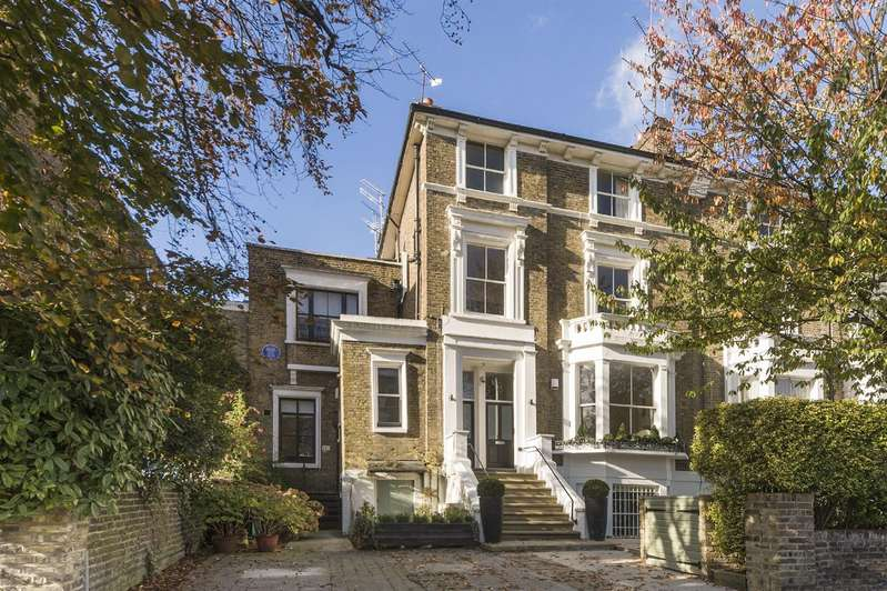 3 Bedrooms House for sale in Parkhill Road, Belsize Park, NW3
