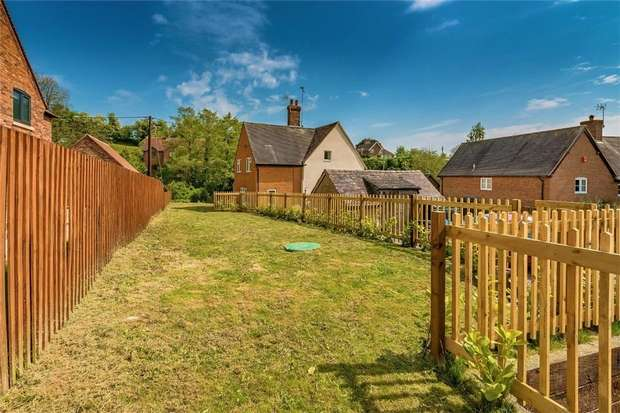 3 Bedrooms Semi Detached House for sale in Brockton, Much Wenlock, Shropshire