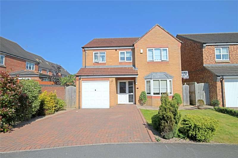 4 Bedrooms Detached House for sale in The Beeches, Middleton St George, Darlington, DL2