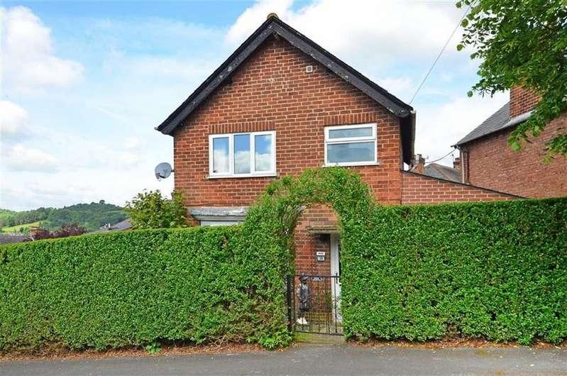 3 Bedrooms Detached House for sale in 30, Holt Drive, Matlock, Derbyshire, DE4