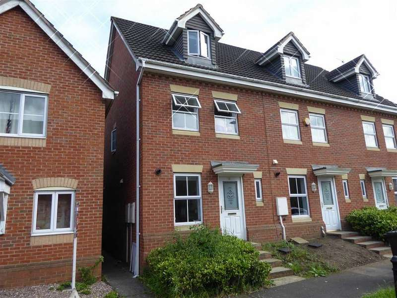 3 Bedrooms Semi Detached House for sale in Carrington Road, Leicester