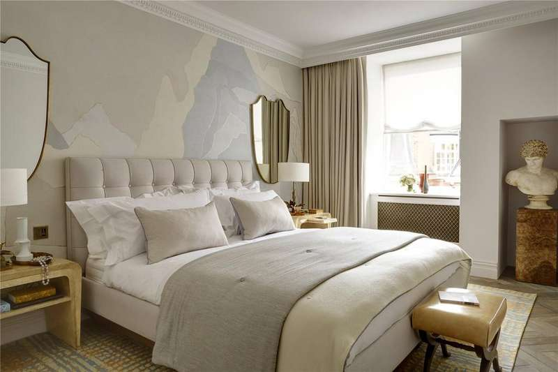 4 Bedrooms Flat for sale in Prince Edward Mansions, Moscow Road, Notting Hill, London