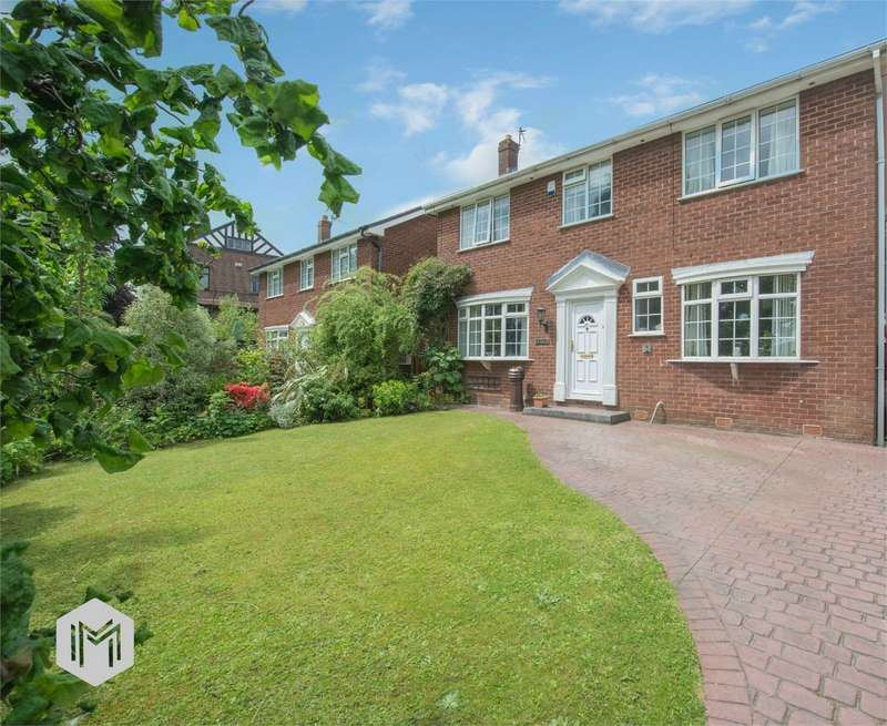 4 Bedrooms Detached House for sale in Grange Road, Bromley Cross, Bolton, Lancashire