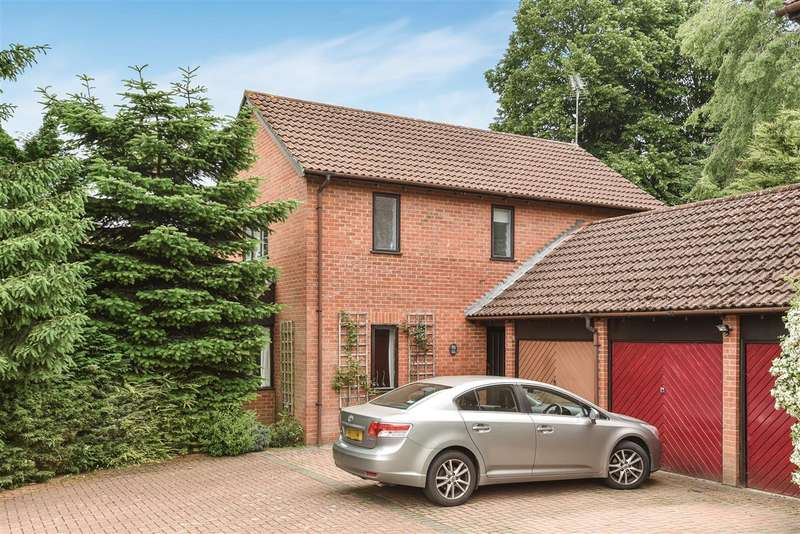 3 Bedrooms Detached House for sale in Shaw Park, Wellington Chase, Crowthorne