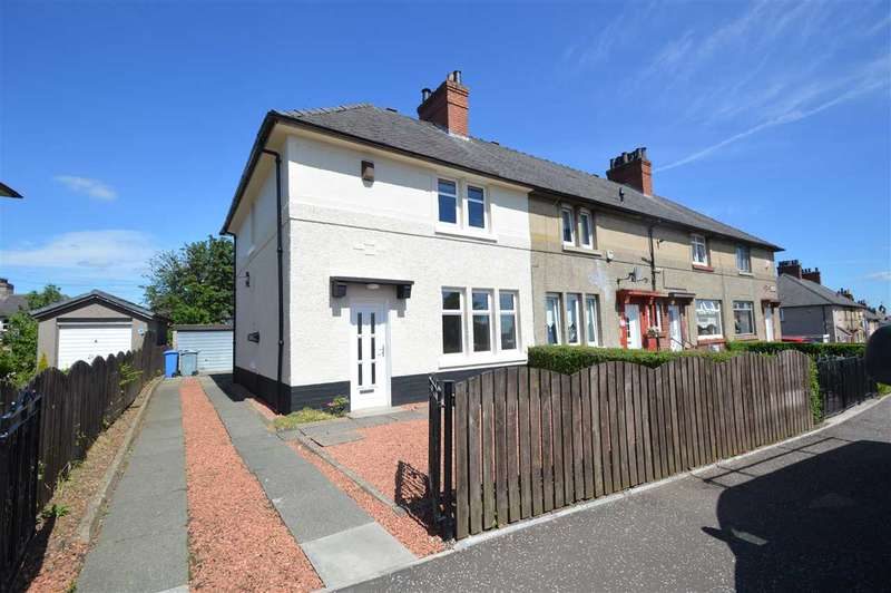 3 Bedrooms End Of Terrace House for sale in Udston Road, Hamilton