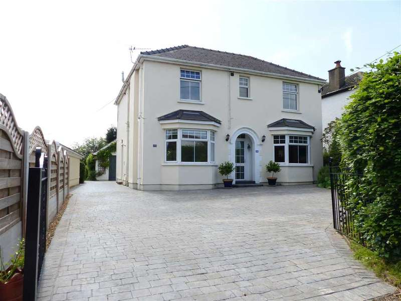 4 Bedrooms Detached House for sale in Caldicot Road, Portskewett
