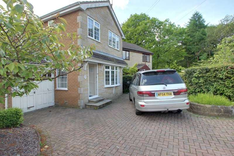 3 Bedrooms Detached House for sale in Knox Chase, Harrogate
