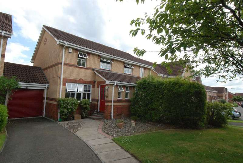 3 Bedrooms Semi-detached Villa House for sale in Parklands Crescent, Dalgety Bay
