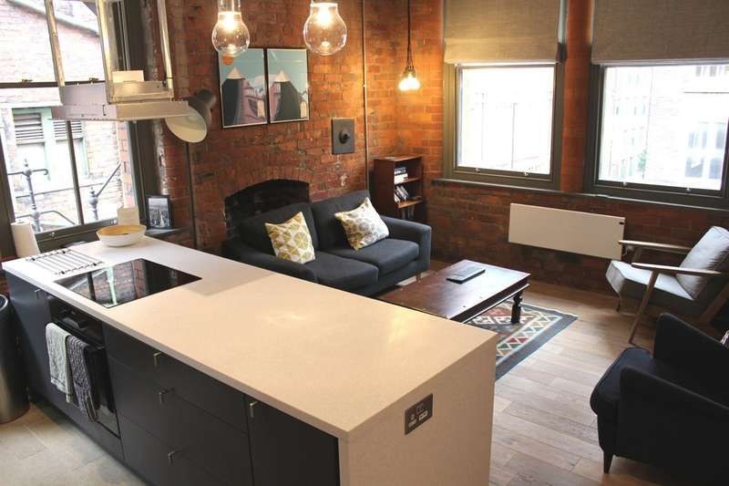 2 Bedrooms Flat for rent in Dale Street, Manchester