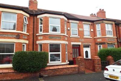3 Bedrooms Terraced House for rent in Orrysdale Road, West Kirby