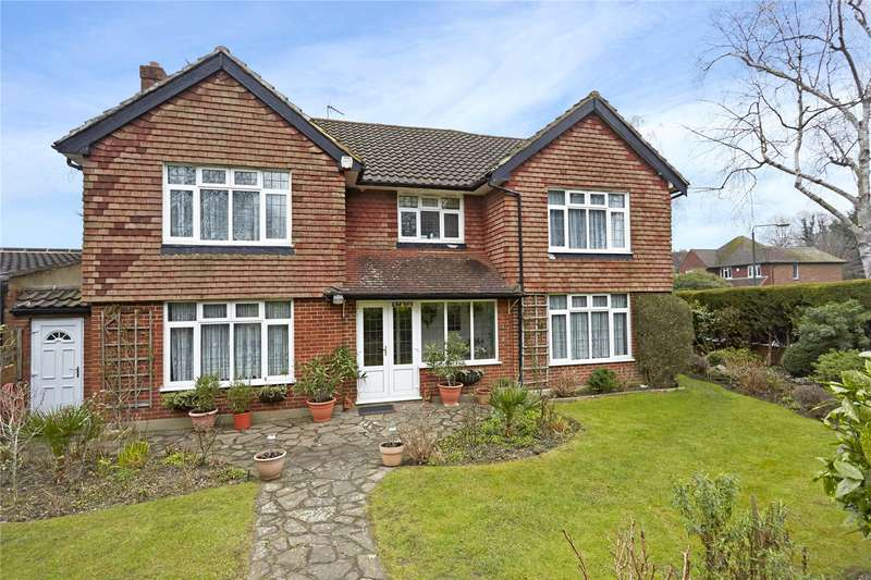 5 Bedrooms Detached House for sale in Chiltern Road, South Sutton, Surrey, SM2