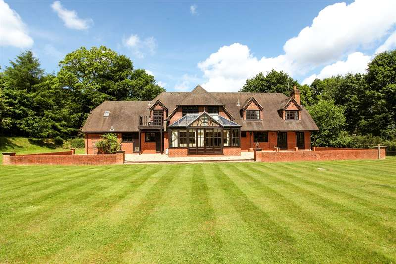 6 Bedrooms Detached House for sale in Tilford Road, Hindhead, Surrey, GU26