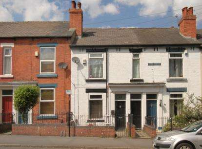 2 Bedrooms Terraced House for sale in Alderson Place, Sheffield, South Yorkshire