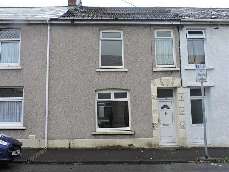 3 Bedrooms Property for sale in Williams Street, Pontarddulais