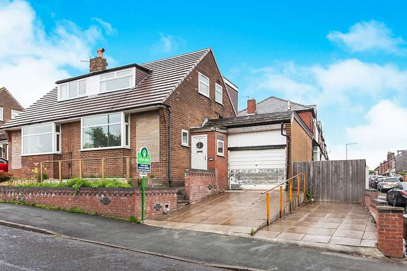 2 Bedrooms Semi Detached House for sale in Dobson Road, Bolton, BL1