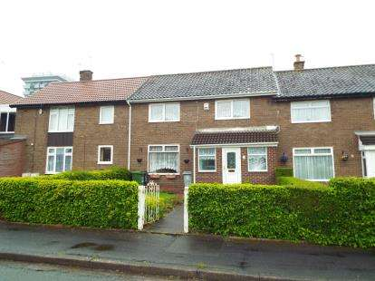 3 Bedrooms Terraced House for sale in Tabley Road, Handforth, Wilmslow, Cheshire