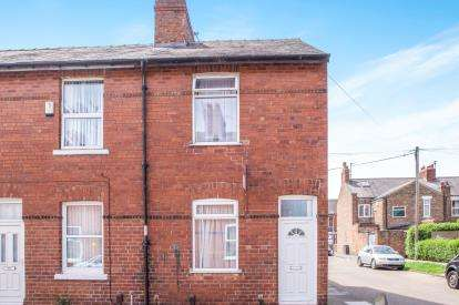 2 Bedrooms End Of Terrace House for sale in Surtees Street, York, North Yorkshire, England