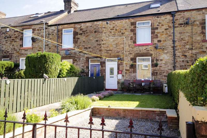 3 Bedrooms Property for sale in Roseberry Terrace, Consett, DH8