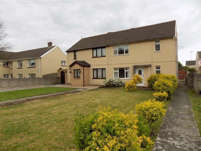 3 Bedrooms Semi Detached House for sale in Nobel Avenue, Aberavon, Port Talbot, Neath Port Talbot. SA12 6YN