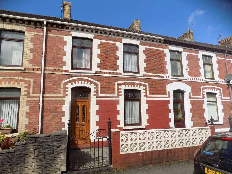 3 Bedrooms Terraced House for sale in Tydraw Street, Port Talbot, Neath Port Talbot. SA13 1BT