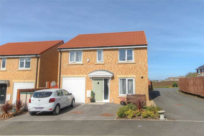 4 Bedrooms Detached House for sale in Woodside Meadows, Auckland Park, Bishop Auckland, DL14