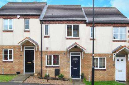 2 Bedrooms Town House for sale in Gleadless View, Sheffield, South Yorkshire