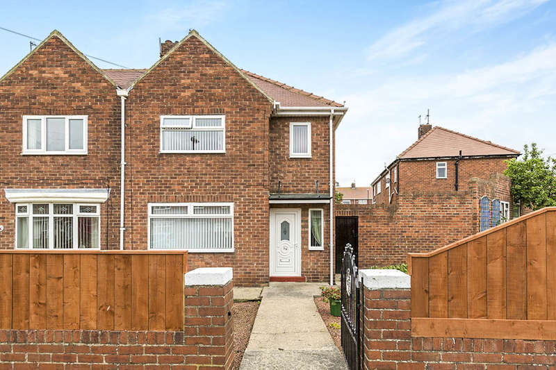 2 Bedrooms Semi Detached House for sale in Lyngrove, Ryhope, Sunderland, SR2
