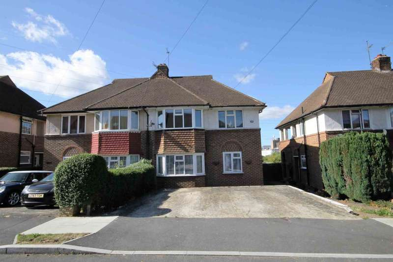 2 Bedrooms Maisonette Flat for sale in Lynmouth Avenue, Morden