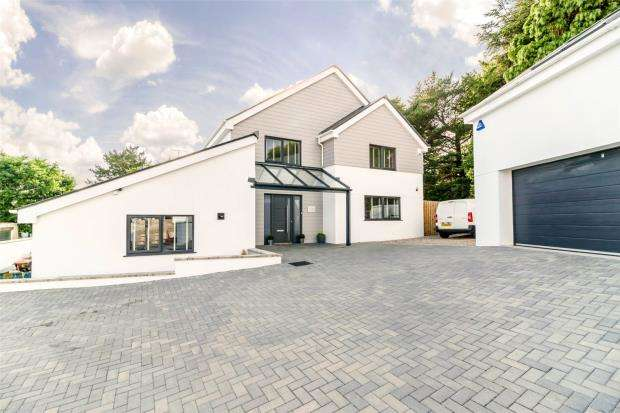 7 Bedrooms Detached House for sale in Windsor Lane, Saltash, Cornwall