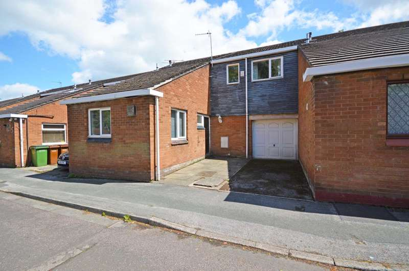 3 Bedrooms Mews House for sale in Tannock Road, Hazel Grove
