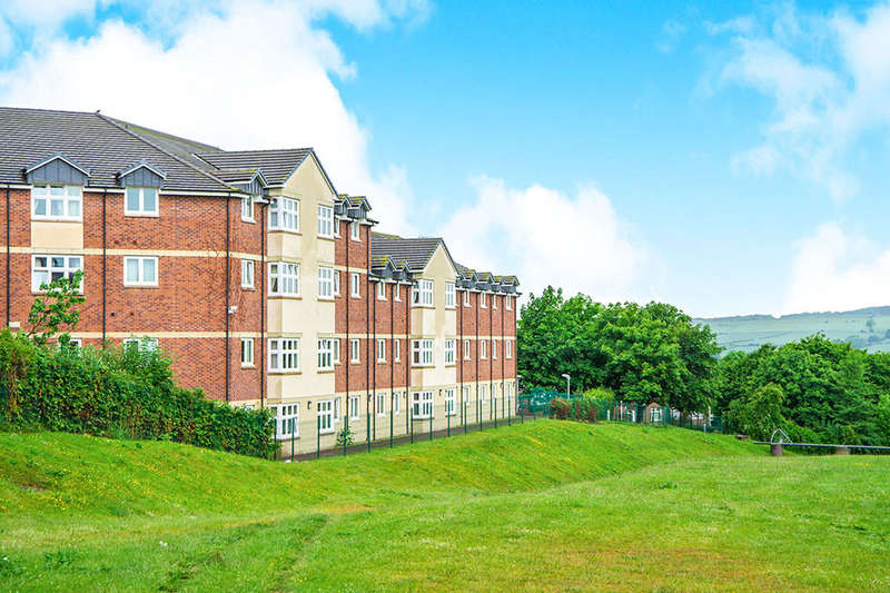 2 Bedrooms Flat for sale in Adderlane Road, Prudhoe, NE42