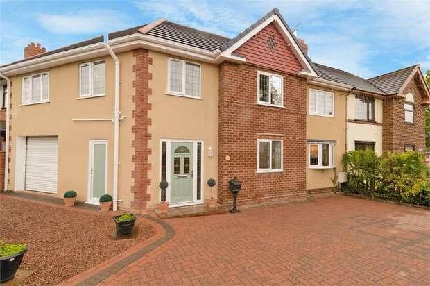 6 Bedrooms Semi Detached House for sale in Holly Road, Wednesbury, West Midlands