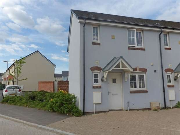 2 Bedrooms End Of Terrace House for sale in Sunningdale Drive, Hubberston, Milford Haven, Pembrokeshire
