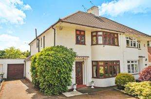 4 Bedrooms Semi Detached House for sale in High Beeches, Sidcup, Kent, .
