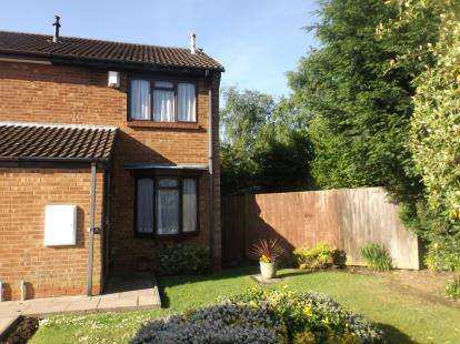 2 Bedrooms Semi Detached House for sale in Rednal Mill Drive, Rednal, Birmingham, West Midlands