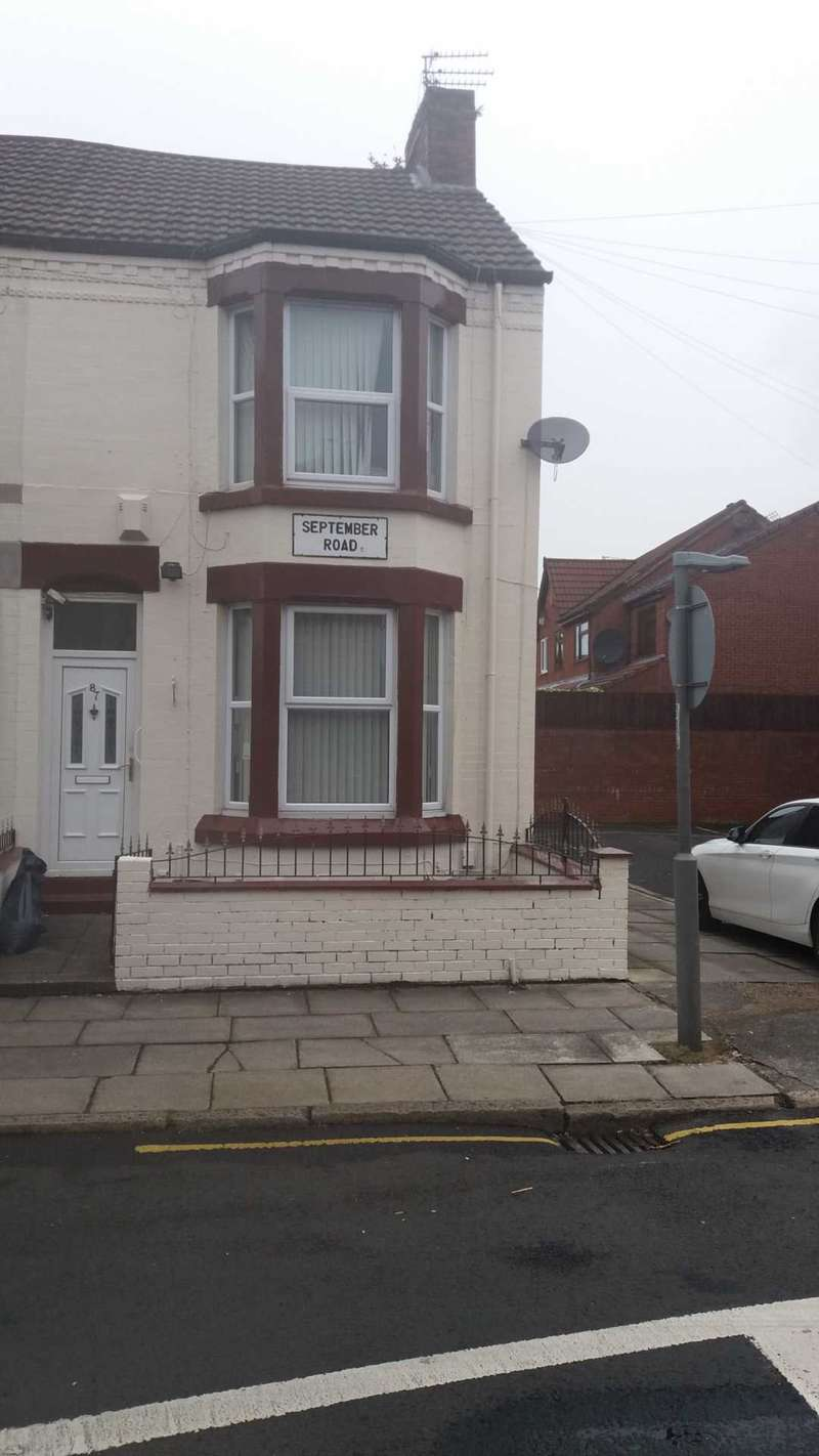 3 Bedrooms House for sale in Investment Property, September Road, Liverpool