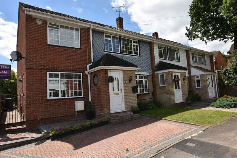 4 Bedrooms Semi Detached House for sale in Lemonfield Drive, Garston Watford