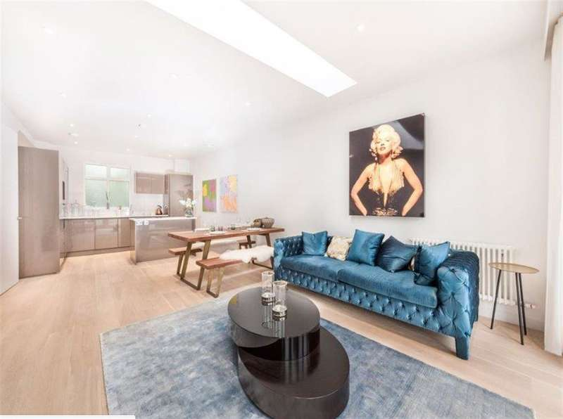 3 Bedrooms House for sale in Minster Road, West Hampstead, London, NW2 3RD