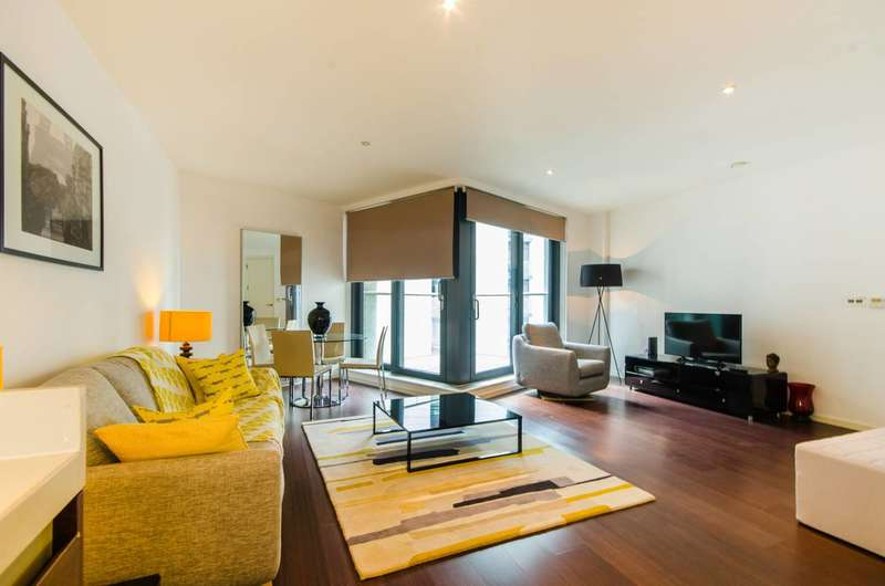 2 Bedrooms Flat for sale in Baltimore Wharf, Canary Wharf, E14