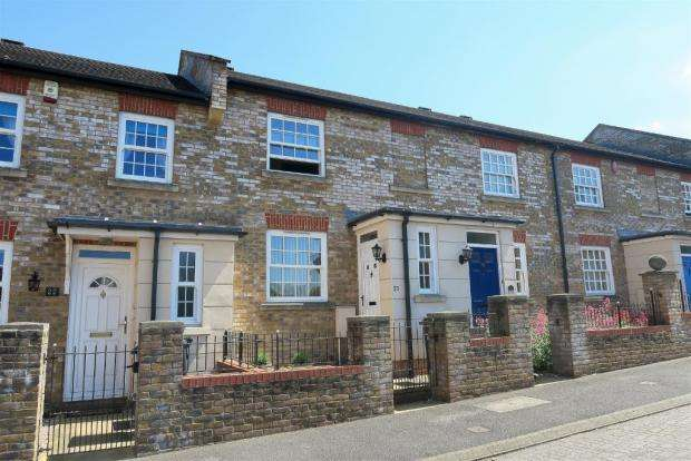 2 Bedrooms Terraced House for sale in Theaks Mews, Taunton TA1