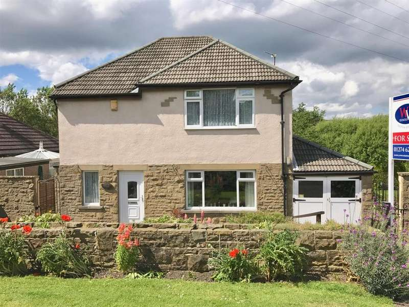 3 Bedrooms Detached House for sale in Bolton Hall Road, Bradford, BD2 1QB