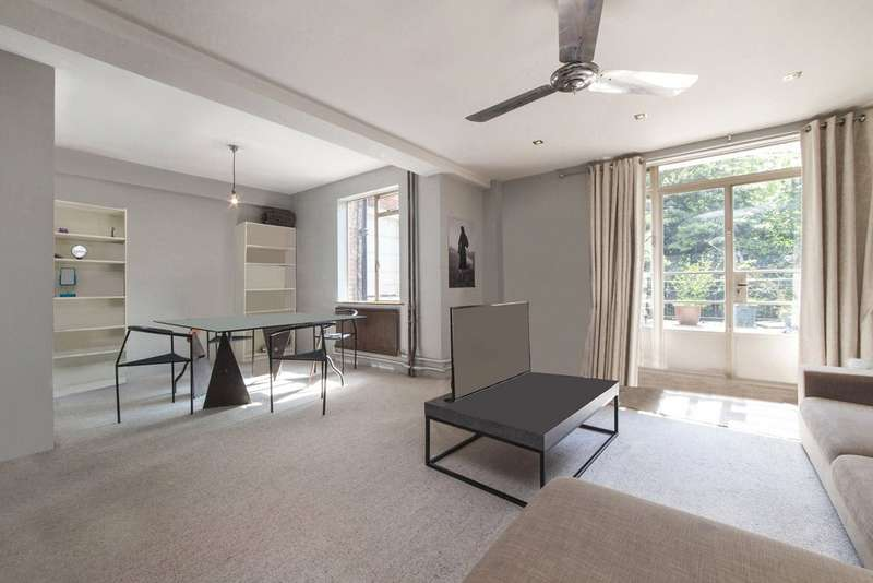 2 Bedrooms Apartment Flat for sale in Cranfield House, 97-107 Southampton Row, London, WC1B