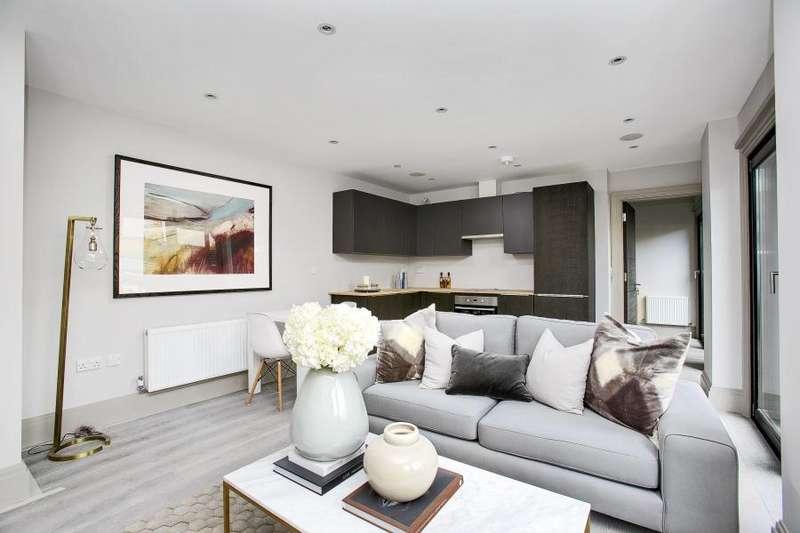 1 Bedroom Flat for sale in Victoria Villas