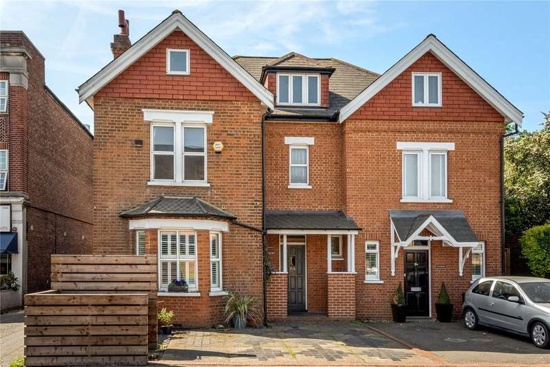 5 Bedrooms Semi Detached House for sale in Walton Road, East Molesey, Surrey, KT8