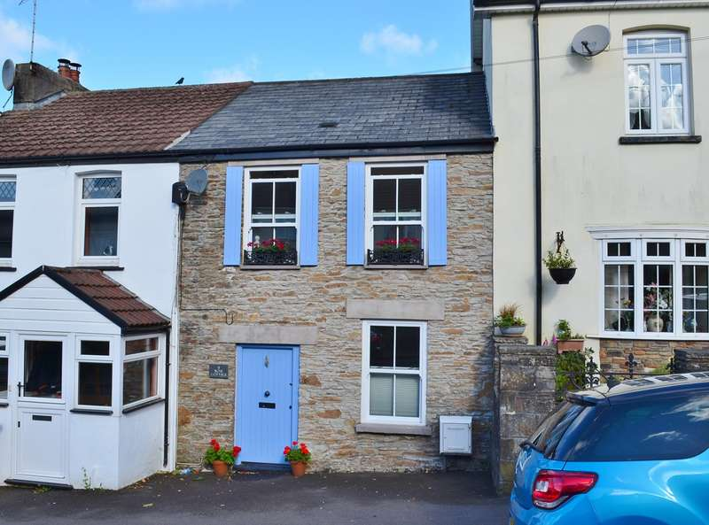 2 Bedrooms Cottage House for sale in Chatham Street, Machen, Caerphilly, CF83