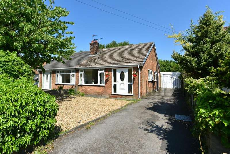 2 Bedrooms Semi Detached Bungalow for sale in Smithy Lane , Scarisbrick