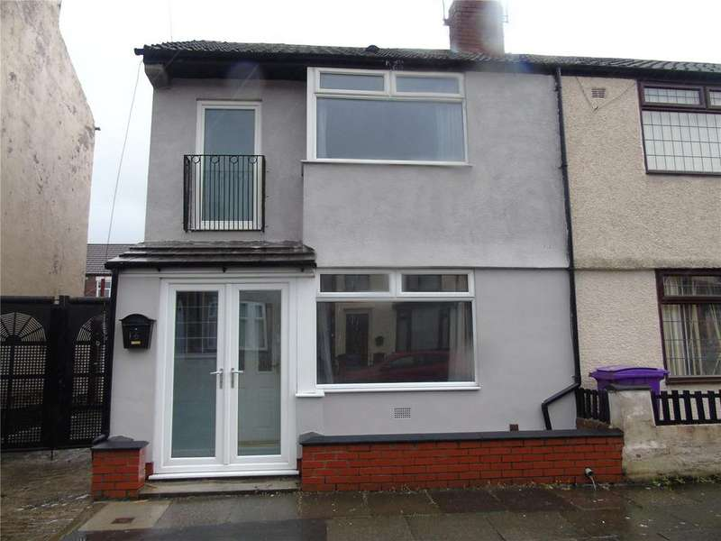 2 Bedrooms Terraced House for sale in Cedardale Road, Walton, Liverpool, L9