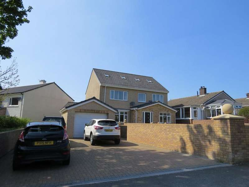 5 Bedrooms Detached House for sale in Carlton Drive, Whitehaven, Cumbria