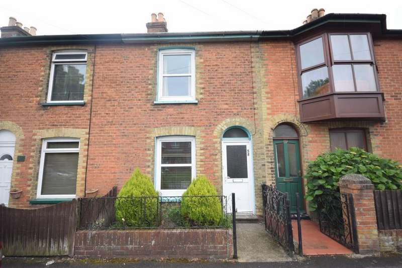 3 Bedrooms Terraced House for sale in Victoria Road, Newport