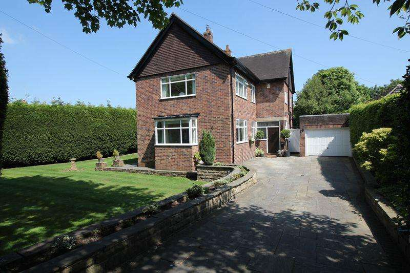 4 Bedrooms Detached House for sale in Reservoir Road, Prenton